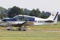 D-EKVF @ EDLE - Untitled, Robin DR400/180 Regent, CN: 1697 - by Air-Micha