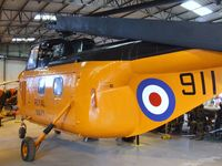 XA870 - Westland Whirlwind HAR1 at the AeroVenture, Doncaster