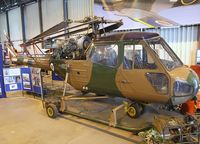 XP190 - Westland Scout AH1 at the AeroVenture, Doncaster