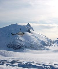 C-FZHK @ JNU - Geophysical survey near Juneau, Alaska - by Graham Davidson
