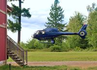 C-FSDO - The Robinson has been replaced by this one - by Michel Gagnon