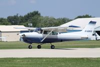 C-GOFD @ KOSH - Cessna 172RG - by Mark Pasqualino