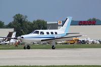 N113KR @ KOSH - Piper PA 46-350P - by Mark Pasqualino