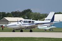 C-FHLI @ KOSH - Piper PA-23-250 - by Mark Pasqualino