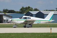 C-FUSU @ KOSH - Piper PA-23-235 - by Mark Pasqualino