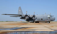 65-0977 @ ADW - 45 year old tired faded Herc at NAF Washington - by J.G. Handelman