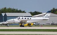 C-GDAM @ KOSH - Cessna 340A - by Mark Pasqualino