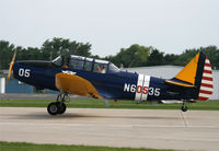 N60535 @ KOSH - KOSH The actual c/n of this airframe is FA.977 the incorrect c/n posted on the FAA website is actually the old RAF ID FX146 they cant even get that correct there is no dash!!