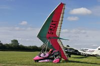 G-MZAT - 1995 Mainair Sports Ltd MAINAIR BLADE, c/n: 1060-1195-7-W860 at 2010 Stoke Golding Stakeout