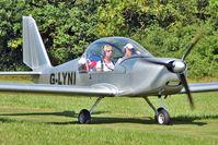 G-LYNI - 2006 Evans G AEROTECHNIK EV-97 EUROSTAR, c/n: PFA 315-14409 at 2010 Stoke Golding Stakeout