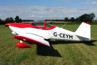 G-CEYM - 2007 GORDON-ROE H RV-6, c/n: PFA 181A-14595 at 2010 Stoke Golding Stakeout
