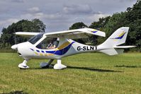 G-SLNT - 2007 P And M Aviation Ltd FLIGHT DESIGN CTSW, c/n: 8254 at 2010 Stoke Golding Stakeout