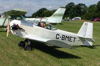 G-BMET - 1988 Blythe M TAYLOR MONOPLANE, c/n: PFA 1465 at 2010 Stoke Golding Stakeout