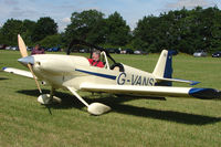 G-VANS - 1987 Saylor T VANS RV-4, c/n: 355 at 2010 Stoke Golding Stakeout - by Terry Fletcher