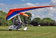 G-CBYI - 2002 Cyclone Airsports Ltd Trading As Pegasus Aviation PEGASUS QUANTUM 15, c/n: 7931 at 2010 Stoke Golding Stakeout