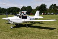 G-TAGR - 2004 Rackstraw Ag EUROPA, c/n: PFA 247-13061 at 2010 Stoke Golding Stakeout