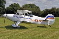 G-KEST - 1975 Todd A STEEN SKYBOLT, c/n: 1 at 2010 Stoke Golding Stakeout