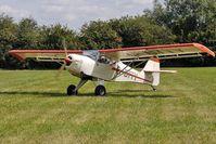 G-BTTY - 1991 Fleming Kj DENNEY KITFOX MK2, c/n: PFA 172-11823 at 2010 Stoke Golding Stakeout
