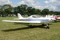 G-JFDI - 2007 Yeoman Light Aircraft Company Ltd DYNAMIC WT9 UK, c/n: DY192 at 2010 Stoke Golding Stakeout