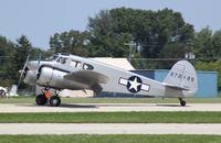 N88878 @ KOSH - Cessna T-50 - by Mark Pasqualino
