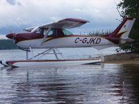C-GJKD - Airplane - by T.B.