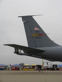 58-0052 @ NTD - Boeing KC-135R STRATOTANKER, four P&W J57-P-59-W Turbojets 13,761 lbst each, refueling boom, raised - by Doug Robertson