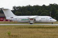 LZ-HBB @ EDDF - departing via RW18W - by Friedrich Becker