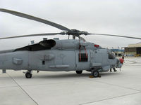 166560 @ NTD - Sikorsky MH-60R SEA HAWK of HSM-41, two General Electric T700-GE-401C Turboshaft 1,890 shp each. - by Doug Robertson