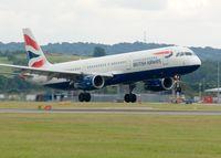 G-EUXF @ EGPH - British Airways - by Brian Donovan