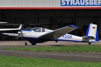 D-KDDK @ EDAY - Airport Strausberg near Berlin - by Tomas Milosch