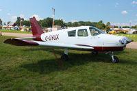 C-GYUX @ OSH - Airventure 2010 - Oshkosh, Wisconsin - by Bob Simmermon