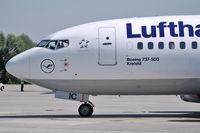 D-ABIC @ EPKK - Lufthansa