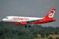D-ABGP @ EPKK - Air Berlin