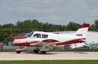 CF-WTB @ KOSH - Piper PA-28-140 - by Mark Pasqualino