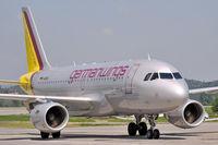 D-AKNU @ EPKK - Germanwings
