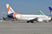 TS-IEG @ EPKK - Karthago Airlines