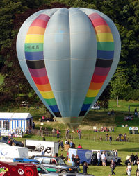 G-BULB - 1992 Thunder And Colt Ltd THUNDER AX7-77, c/n: 1968 at 2010 Bristol Balloon Fiesta