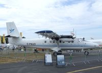 C-FMJO @ EGLF - Viking Air (DeHavilland Canada) DHC-6-400 Twin Otter at Farnborough International 2010 - by Ingo Warnecke