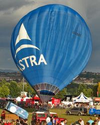 G-OSAT - 2004 Cameron Balloons Ltd CAMERON Z-105, c/n: 10564 of Astra at 2010 Bristol Balloon Fiesta