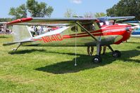 N1141D @ OSH - Airventure 2010 - Oshkosh, Wisconsin - by Bob Simmermon