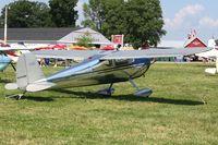 N2438N @ OSH - Airventure 2010 - Oshkosh, Wisconsin - by Bob Simmermon