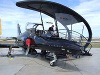 ZK031 @ EGLF - BAe Hawk T2 of the RAF at Farnborough International 2010