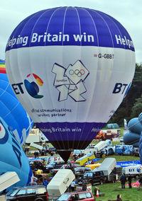 G-GBBT - ULTRAMAGIC M-90  Serial No.: 90/103  at 2010 Bristol Balloon Fiesta