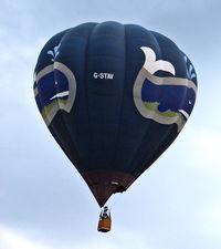 G-STAV - 1992 Cameron Balloons Ltd CAMERON O-84, c/n: 2913 at 2010 Bristol Balloon Fiesta
