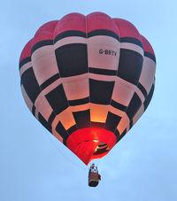 G-BRTV - 1989 Cameron Balloons Ltd CAMERON O-77, c/n: 2182 at 2010 Bristol Balloon Fiesta