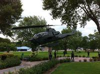68-17042 - Bell AH-1 68-17042; Arlington, MN - by Timothy Aanerud