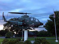 70-16032 - Bell AH-1, 70-16032; Shokopee, MN - by Timothy Aanerud