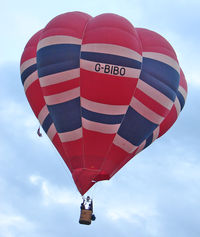 G-BIBO - 1980 Cameron Balloons Ltd CAMERON V-65, c/n: 667 at 2010 Bristol Balloon Fiesta