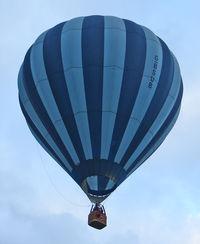 G-BSUB - 1990 Thunder And Colt Ltd COLT 77A, c/n: 1801 at 2010 Bristol Balloon Fiesta