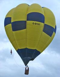 G-BYHY - 1999 Cameron Balloons Ltd CAMERON V-77, c/n: 4493 at 2010 Bristol Balloon Fiesta